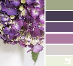 { spring flora } image via: @traceybolton - like the 3rd from top color