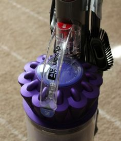 Keeping My Floors Clean with the Dyson DC41 Animal