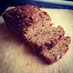Ripped Recipes - Super Simple Banana Bread -a recipe from my instagram @blondehealth