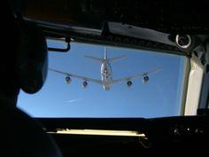Air refueling