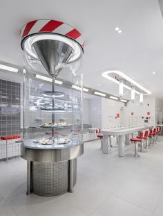 Retail Interior, Cafe Interior, Interior Design, Display Design, Store Design, Airport Design, Retail Shop, Retail Design, Event Design