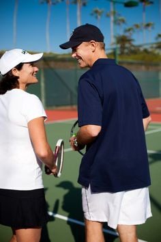 Check out some of our tennis pros in action on our YouTube Channel!: