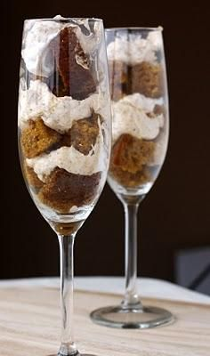 Recipe: Thanksgiving Recipes / Pumpkin Trifle Recipe - tableFEAST #Thanksgiving