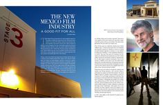 The New Mexico Film industry A Good Fit For All