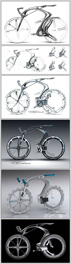 Revista Leaf » Bike Design: As bikes conceito