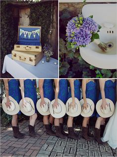 great DIY ideas for country wedding (: