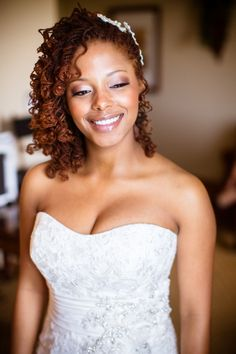 awe great wedding ensemble with sisterlocks