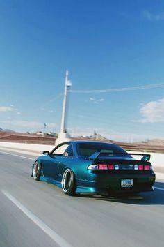 Nissan 240sx S14