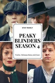 Peaky Blinders Season 4 – Trailer, Release Date and Cast