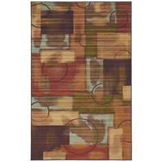 Outter Limits Room Size Rug $165.99
