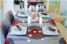 Nappe de table en Wax / WaxinDeco