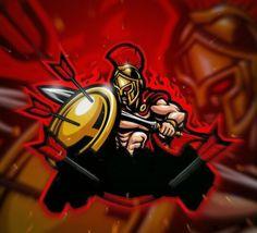 Android Phone Wallpaper, Bts Wallpaper, Logo Free, Logo Dragon, Spartan Logo, Team Logo Design, Esports Logo, Game Room Design, Banners