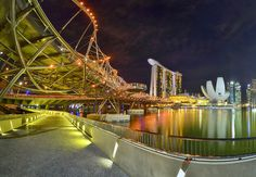 Singapore - Marina Bay Sands by toonman blchin on 500px
