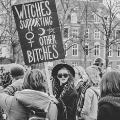 Happy International Women's day 💃🏻 to all the strong, powerful women who have inspired me to reach for the stars ✨ and be the change I want… Bear Instagram, Witch Wallpaper, Foto Transfer, Modern Witch, Social Trends, Witch Aesthetic, Divine Feminine, Dark Beauty, Love Words