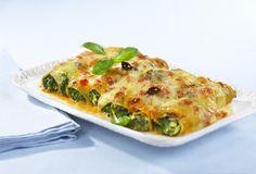 Unser beliebtes Rezept für Spinat-Ricotta-Cannelloni und mehr als 55.000 weitere kostenlose Rezepte auf LECKER.de.