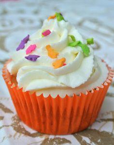 Laktose free cupcakes