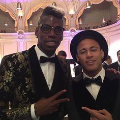 #BallondOr #Neymar !!
