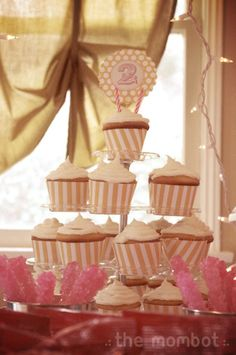 Vintage circus birthday party | The Mombot