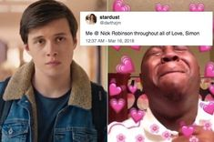 "19 Tweets You'll Relate To If You're Now Obsessed With ""Love, Simon"" Star Nick Robinson"