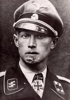 Christian Tychsen. Obersturmbannführer Tychsen was awarded the Knights Cross of the Iron Cross with Oakleafs for battle field bravery and exceptional military leadership .