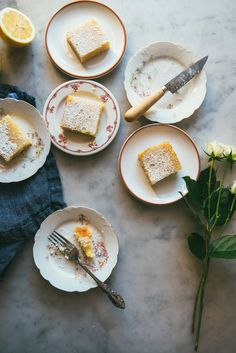 Lemon Bars | O&O Eats