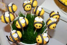 What Will It Bee? Baby Shower Baby Shower Party Ideas | Photo 2 of 34 | Catch My Party