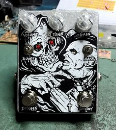 Pedals by Abominable Electronics