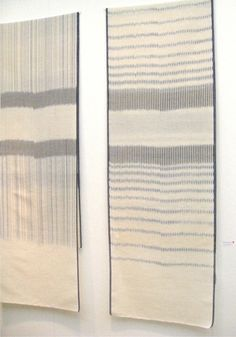 Blue & White Ikat Cloth Lengths