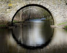 Stone Arch Bridge Photograph by EricaMaxine  Price