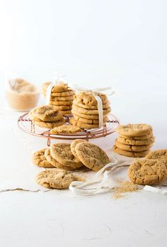 Brown Sugar and Pecan Biscuits | MiNDFOOD