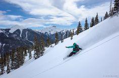 Colorado,Red Mountain Pass,San Juan Mountains, snowboarding