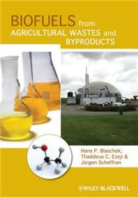 The book is divided roughly into two sections. The first section looks at liquid biofuel production from agricultural byproducts, densification of agricultural residues, and the delivery from farm to processing plant of waste and byproducts for use in biofuel production. The second section focuses on anaerobic digestion of food and animal wastes, microbial diversity, molecular and biochemical aspects of methanogensis.