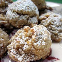 Drop Cookies, Yummy Cookies, Cupcake Cookies, Cupcakes, Pecan Recipes, Candy Recipes, Cookie Recipes, Christmas Baking, Christmas Cookies