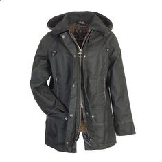Barbour Beaufront Jacket ❤ liked on Polyvore featuring outerwear, jackets, tops, plaid wool jacket, leather jacket, plaid lined jacket, barbour and sherpa lined jacket