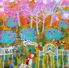 At The Park Gate - Claire West