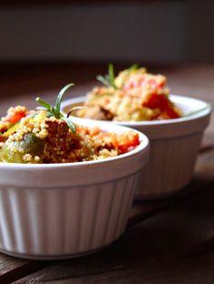 Glückskind - quinoa salad
