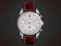 Cuervo y Sobrinos Historiador Crono - Limited Edition white #chronograph