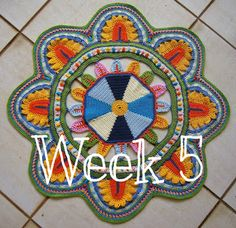 Colors, Love and Crochet of Jaya Creations
