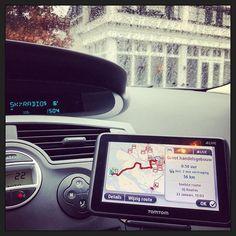 Na een ochtend met de #OR van #Curamare nu onderweg naar hartje #Rotterdam voor de volgende afspraak... :-) #myview #onderweg #Ouddorp #GoereeOverflakkee