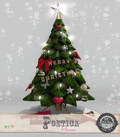 Poetica Christmas Tree Joy | Flickr - Photo Sharing!