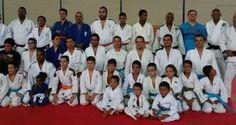ProJudô promove judocas no Barreiro - Infotau