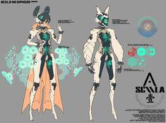 Fantasy Character Design, Female Character Design, Character Design References, Character Design Inspiration, Character Concept, Character Art, Character Development, Blind Art, Arte Robot