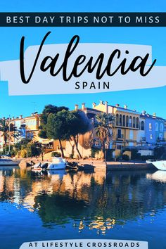 As one of the largest Spanish cities, Valencia definitely has a lot to offer. Check this ultimate guide to Valencia´s Day Trips! Spain Travel Guide, Europe Travel Tips, European Travel, Places To Travel, Travel Destinations, Travel Goals, Travel Advice, Travel Quotes, Budget Travel