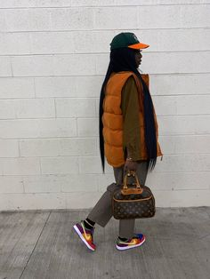 Black Girl Fashion, Tomboy Fashion, Fashion Killa, Streetwear Fashion, Fashion Outfits, Baddie Outfits Casual, Cute Swag Outfits, Chill Outfits, Trendy Outfits
