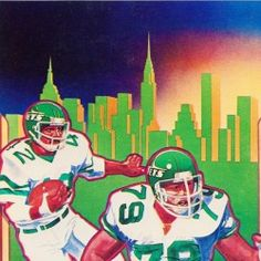New York Jets Football, Football Art, Vintage Football, Sports Posters, Sports Logos, Christmas Gifts For Sports Fans, Cool Fathers Day Gifts, Art Prints Online, Sports Wall