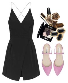 """Mini Dress"" by cherieaustin on Polyvore featuring Topshop"