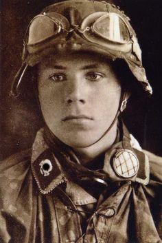 German Waffen SS Kradmelder