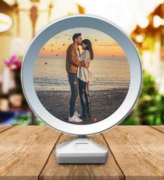 When you press the button, the LEDs in the mirror light up and your photo appears. The magic frame is 24cm high and 20cm wide. Magic mirror 3 AA batteries (batteries are not included in the package, it works with USB. It is suitable for use with a computer or socket with a USB cable. It is shipped to you in a protected box. Package Content; 1 Magic Mirror 1 Piece USB Cable 1 Personalized Photo ( Inside the Mirror)#giftforgirlfriend #photo thanksgiving decorations outdoor Personalized