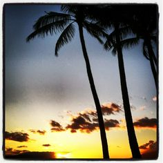 Maui sunset | copyright © 2012, all that snazz