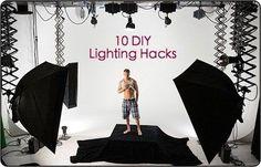 DIY Lighting Hacks for Digital Photographers - Digital Photography School.
